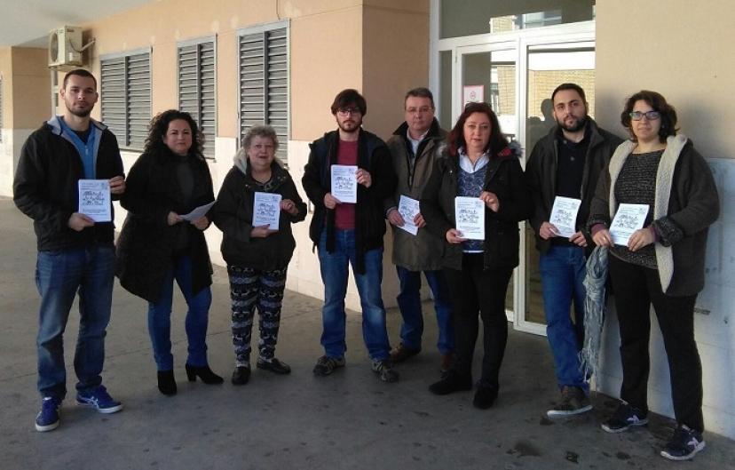 Carmona: Se aprueba la creación de un plan local de salud y en defensa del sistema de salud público de Andalucía