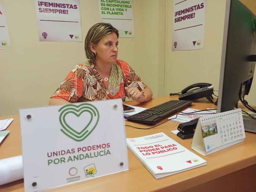 """""""Inaceptable"""": Artículo de opinión de Nadia Ríos, nuestra portavoz municipal en Alcalá de Guadaíra"""