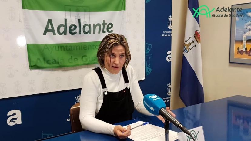 Adelante Alcalá de Guadaíra
