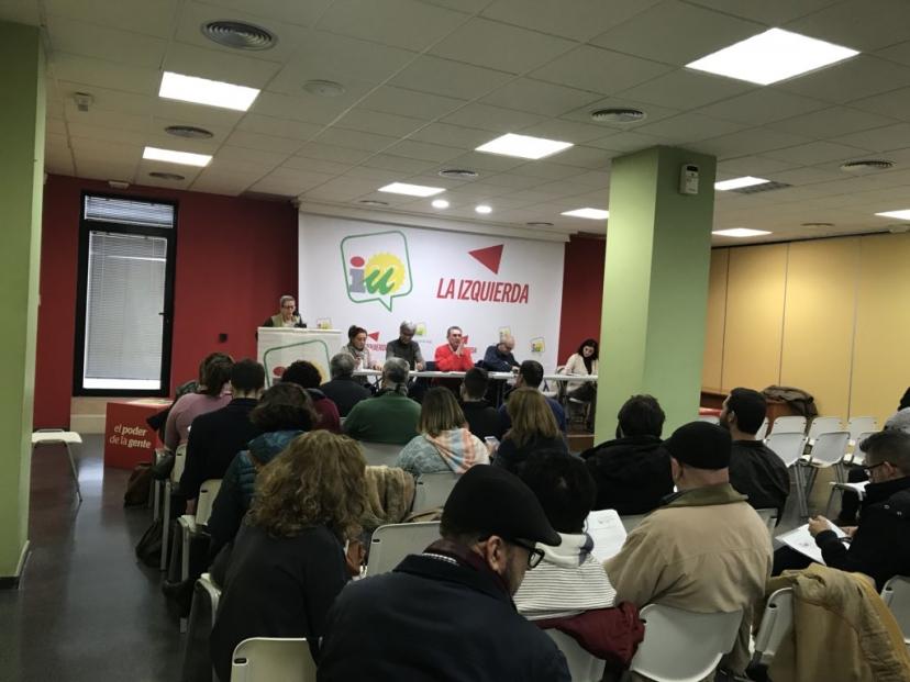 Resolución Coordinadora IU Sevilla sobre juicio bomberos sevillanos detenidos en Lesbos