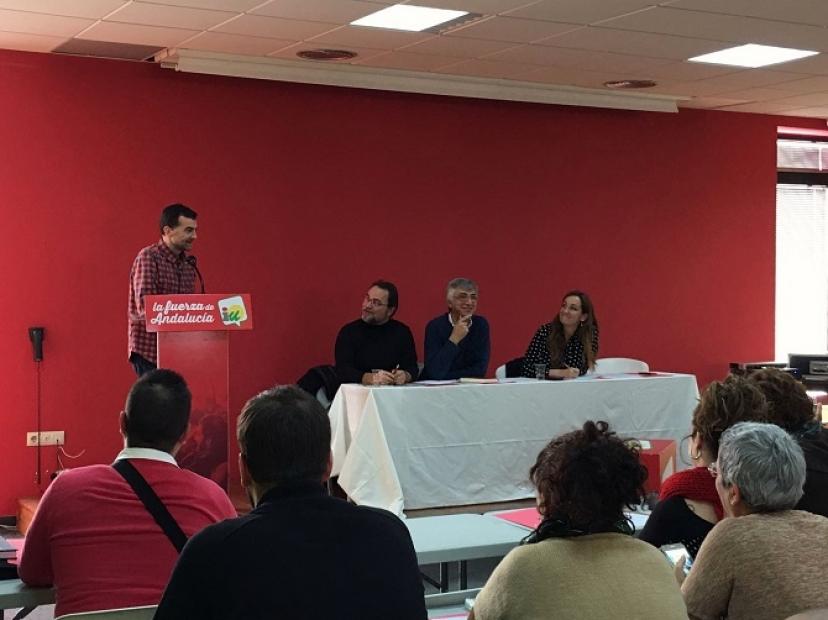 IU presentará mociones exigiendo medidas contra la pobreza energética en toda Andalucía