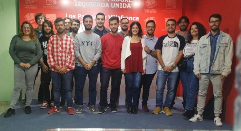 El Área Joven elige su equipo de coordinación para 'consolidar la Red de Jóvenes de IU Sevilla en todo el territorio'