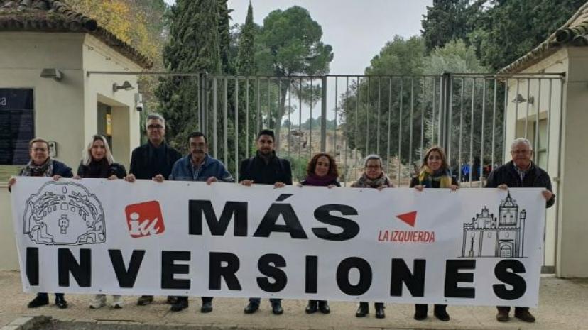 Adelante Andalucía exige al gobierno andaluz más compromiso financiero con Itálica de cara a su candidatura al Patrimonio Mundial
