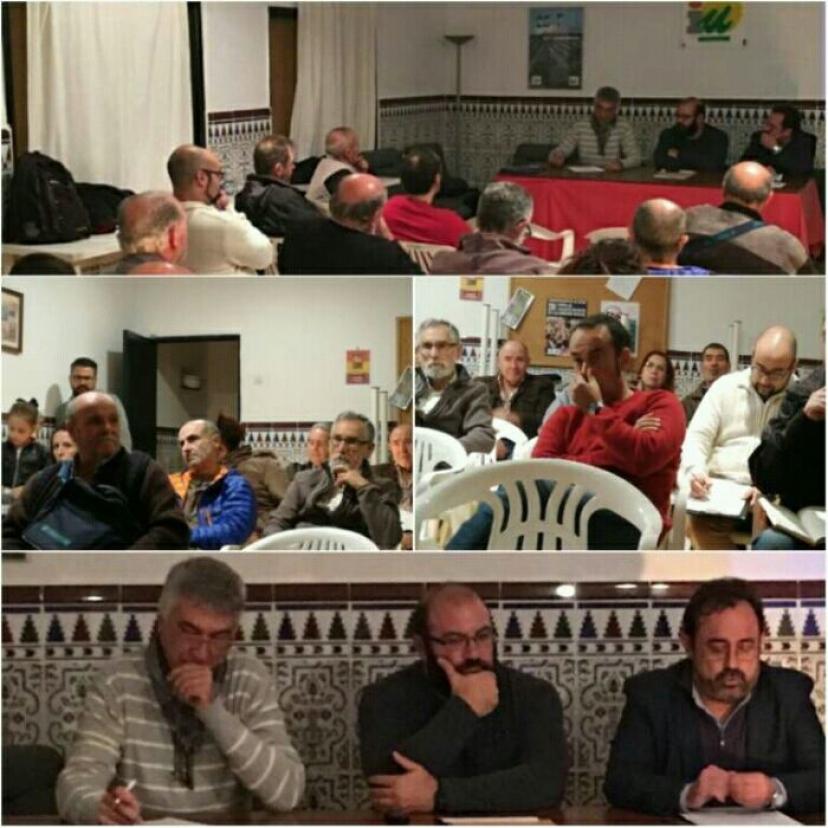 Debatimos sobre el TTIP en San José de la Rinconada
