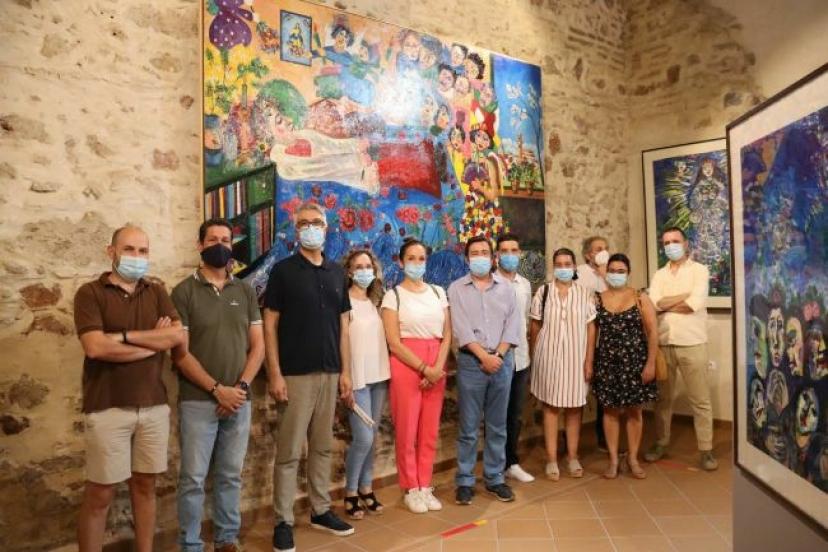 Cantillana: IU Sevilla apoya la petición de compromiso e implicación de las administraciones en el Museo Ocaña