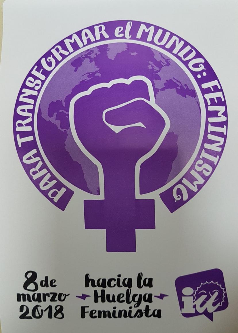 El Grupo de Diputados presenta Moción en apoyo a la Huelga del 8M