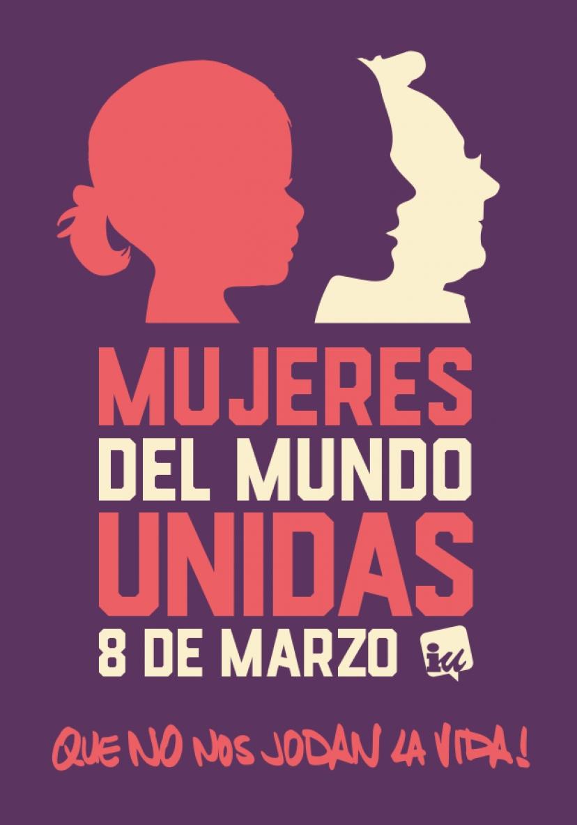 8 de Marzo: Nos sumamos al Paro Internacional de Mujeres