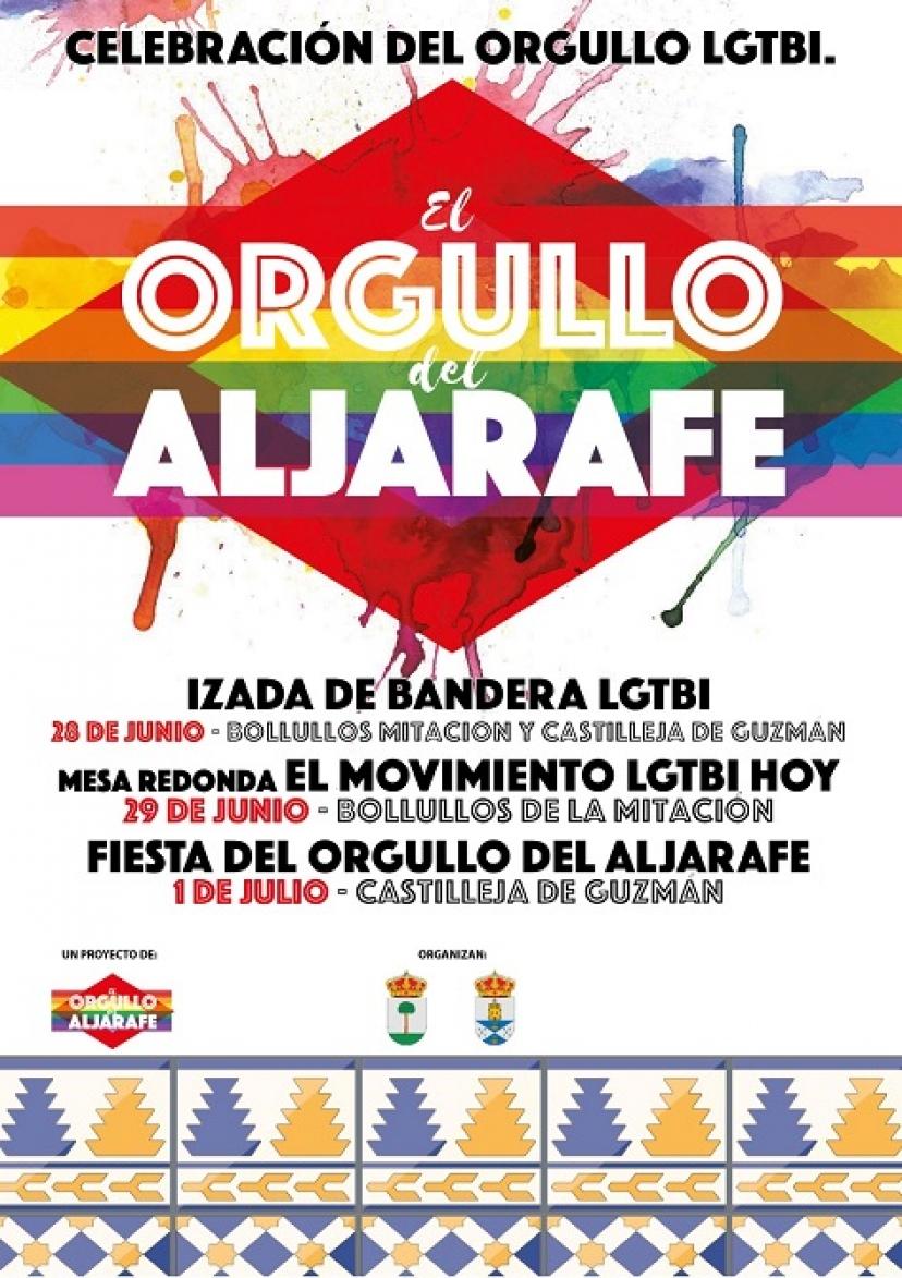 Celebra el Orgullo del Aljarafe: del 28 de junio al 1 de julio