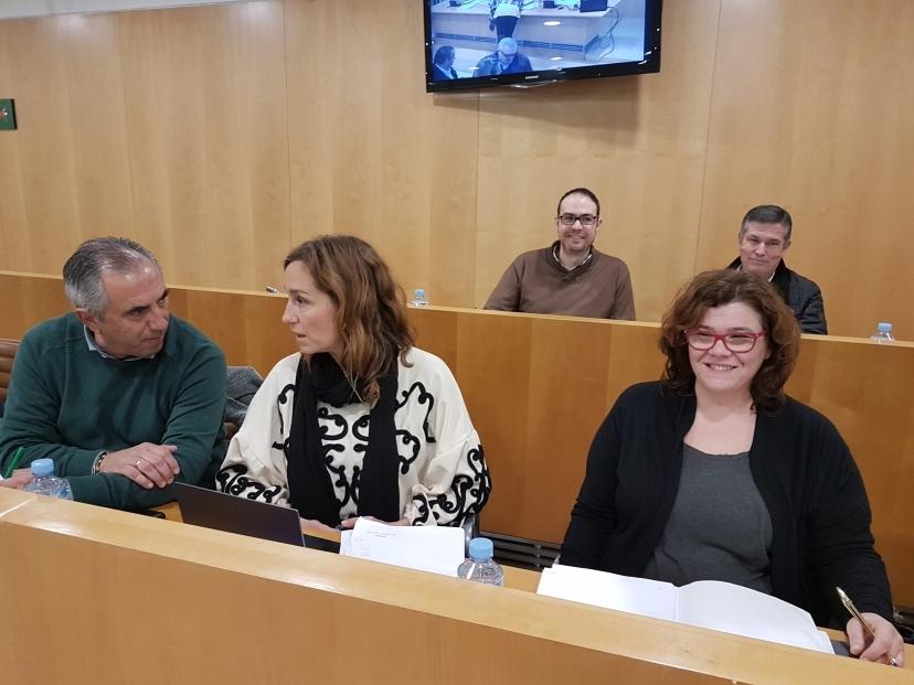 El grupo de IU en la Diputación de Sevilla presenta una moción relativa a la situación de Canal Sur