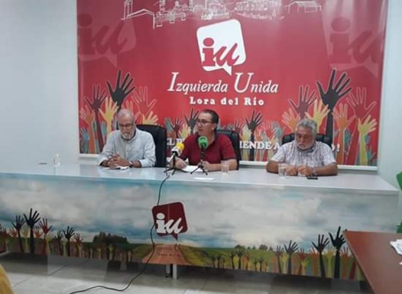 """IU Lora del Río propone crear un centro de acogida de animales que garantice el """"sacrificio cero"""""""
