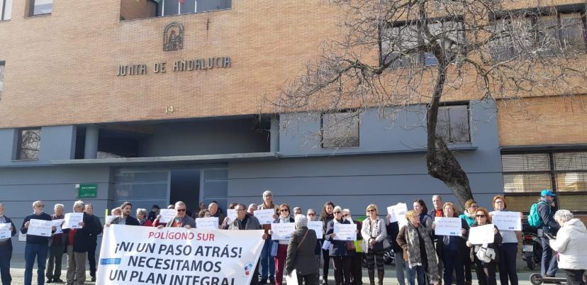 IU Sevilla denuncia, en el Día Internacional de la Justicia Social y la Renta Mínima, el incremento de la brecha social.
