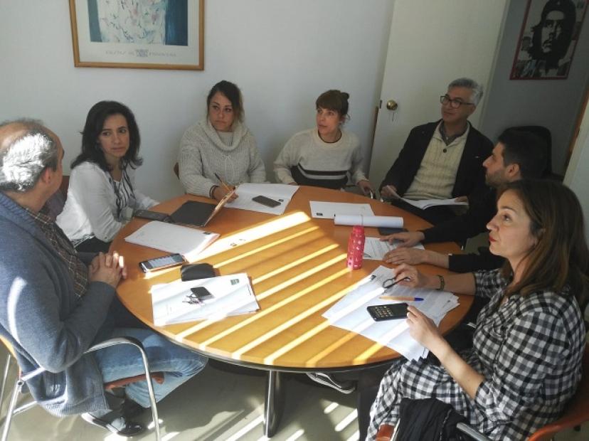 Pleno de Diputación de Sevilla: Apoyo a las personas autónomas afectadas por los expedientes de reintegro de las subvenciones de la agencia IDEA