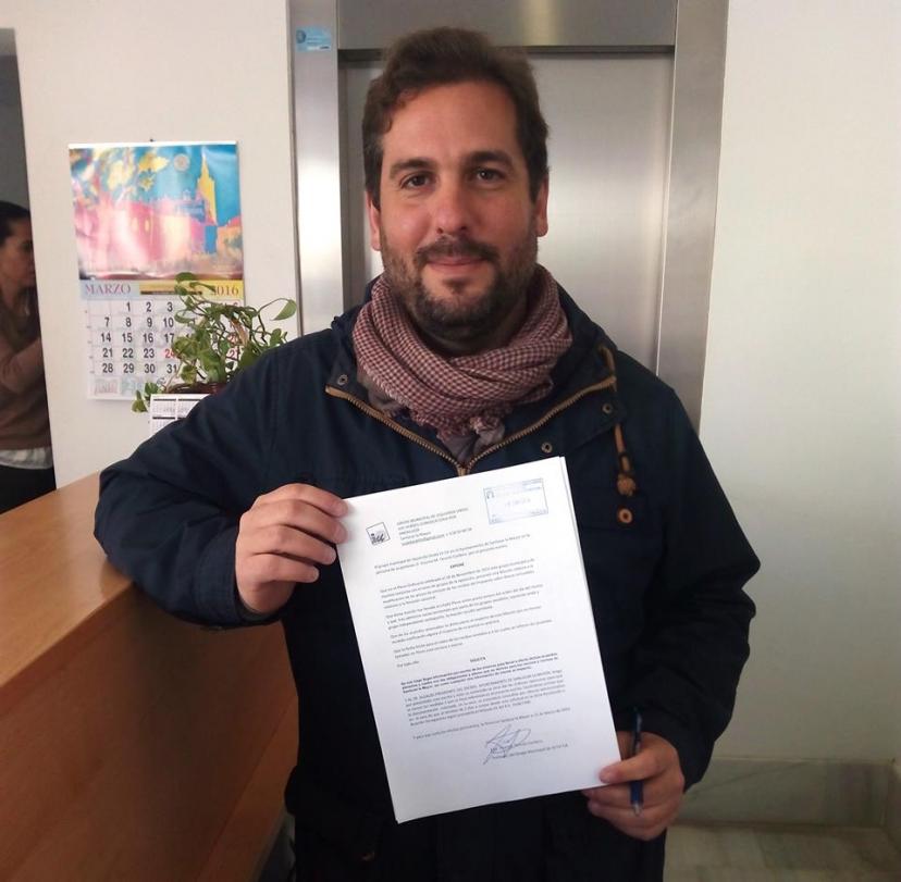 Sanlúcar la Mayor: IU pide escuelas taller y talleres de empleo para el municipio
