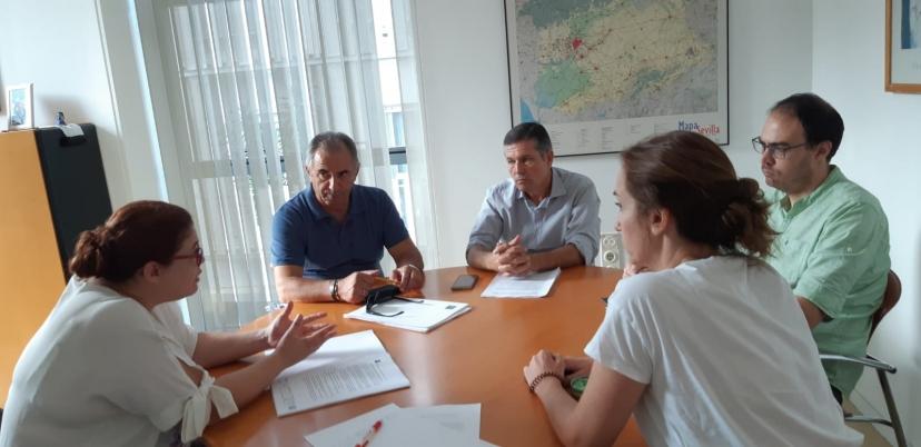 El Grupo de IU lleva al Pleno de Diputación Moción sobre los Caminos Rurales de la zona regable del Bajo Guadalquivir