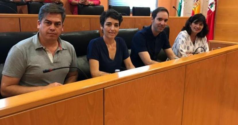 Adelante Dos Hermanas presenta medidas contra la Violencia de Género en el pleno de noviembre