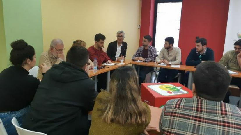 La juventud de IU Sevilla se organiza