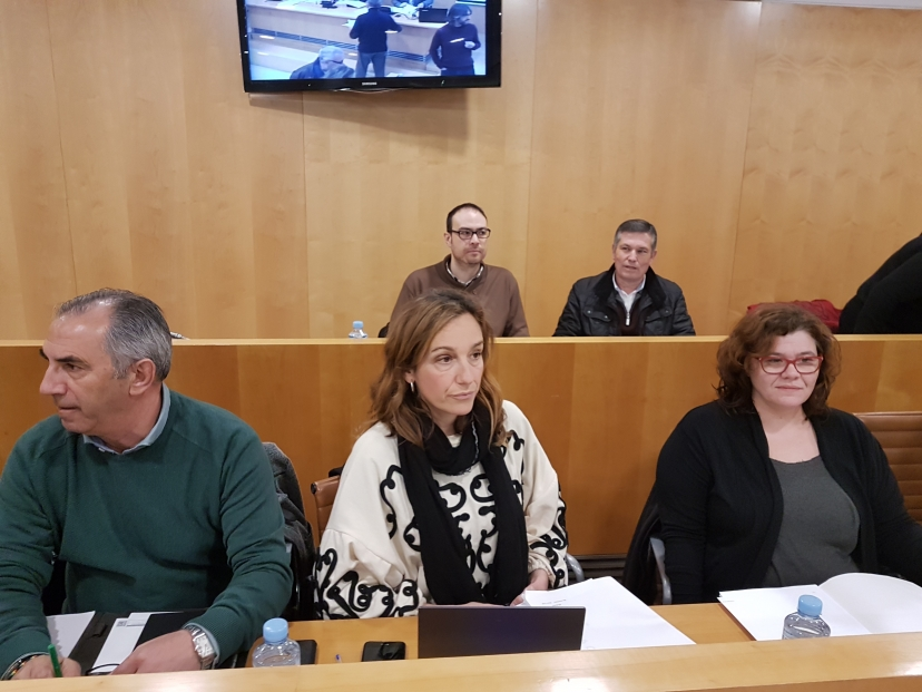 El Grupo de Diputados presenta al Pleno Moción sobre la Reforma de las Pensiones
