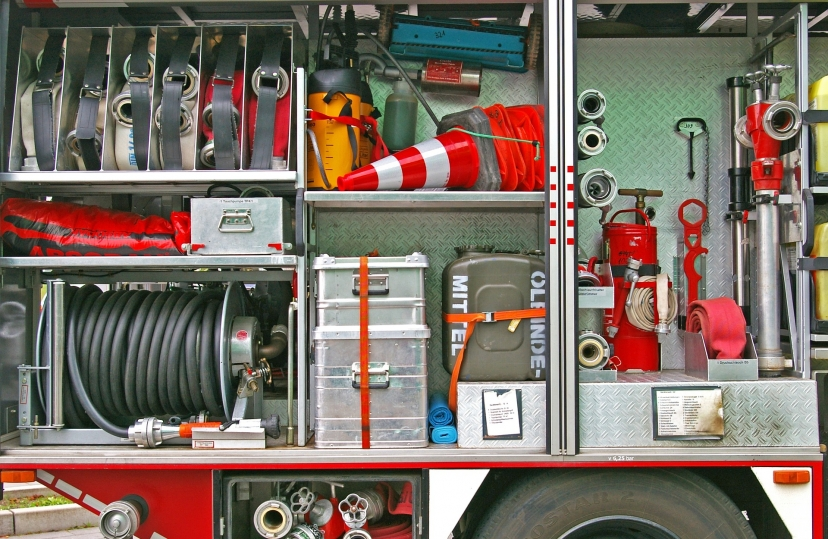 Izquierda Unida exige una solución a la situación del servicio de bomberos del Aljarafe