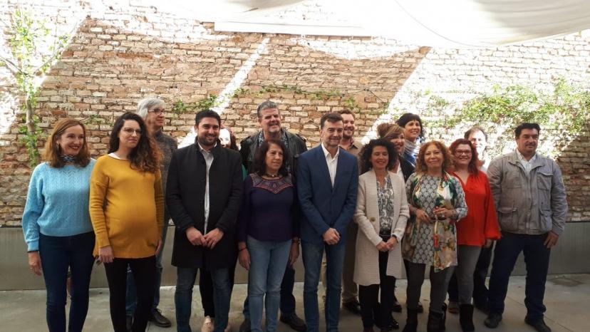 Adelante Andalucía se presenta en Sevilla como la alternativa para poner la política al servicio de la mayoría social