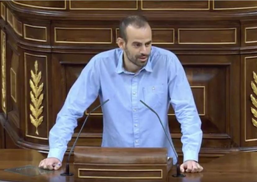 IU solicita la comparecencia del Ministro de Interior y la Ministra de Hacienda para la evaluación de los daños en Sevilla tras el temporal.