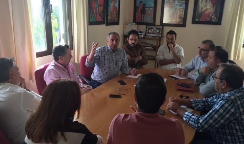 Reunión de Alcaldes de la Sierra Sur 3 de noviembre de 2016