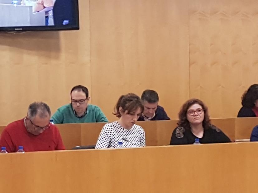 Moción de IU para concesión del premio Nobel de Literatura a Federico García Lorca a título póstumo.