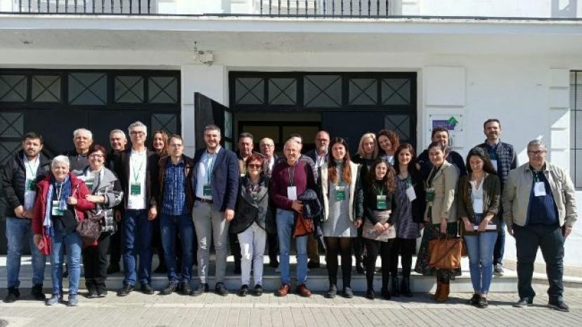IU y NIVA cierran el Encuentro de Cargos Públicos de la Comarca de Écija con una conferencia en Defensa del Campo Andaluz