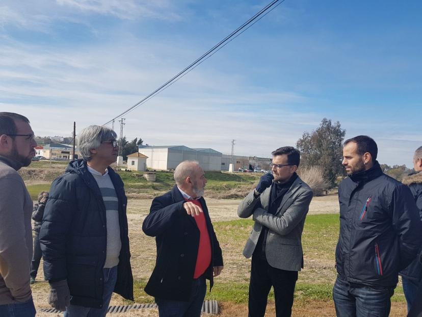 Pregunta al Gobierno por la declaración de zona catastrófica de La Puebla de Cazalla tras las inundaciones.