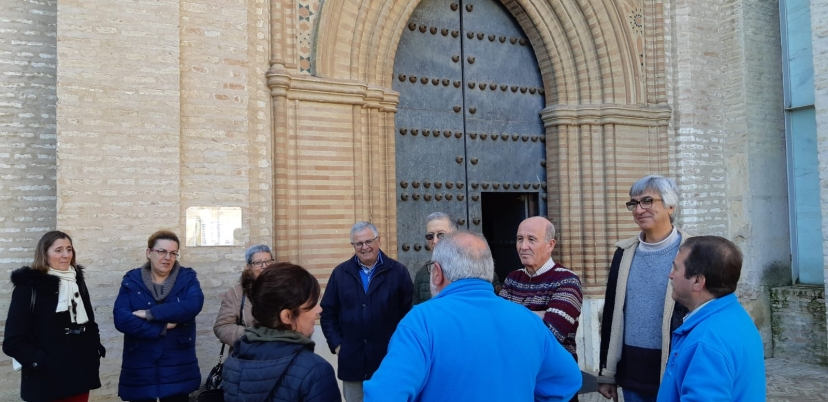 IU Sevilla demanda la restauración del Monasterio San Isidoro del Campo y propone la instalación en él del Centro de Interpretación de Itálica