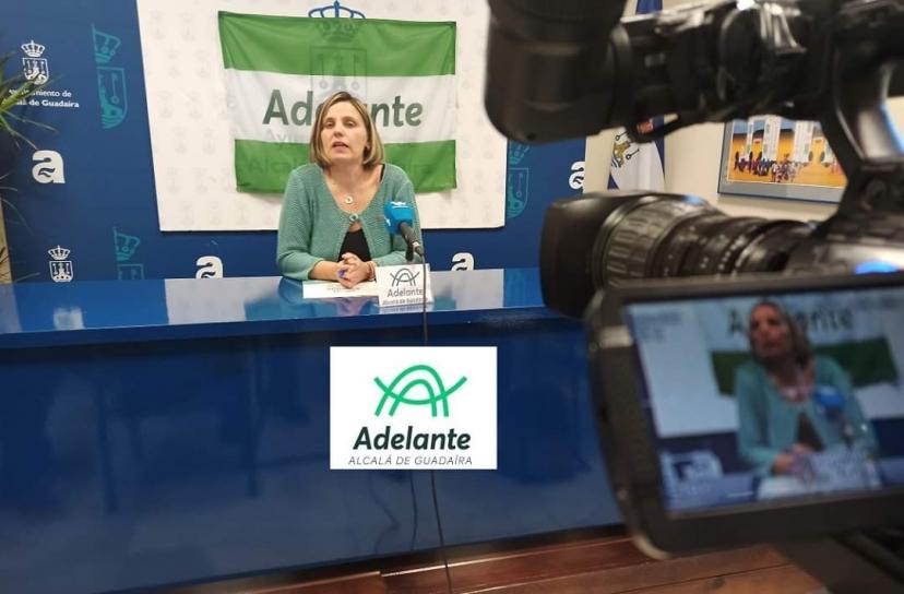 """Alcalá de Guadaíra: Adelante pide en el pleno """"unidad, trabajo y lealtad para combatir la crisis sanitaria y económica"""""""