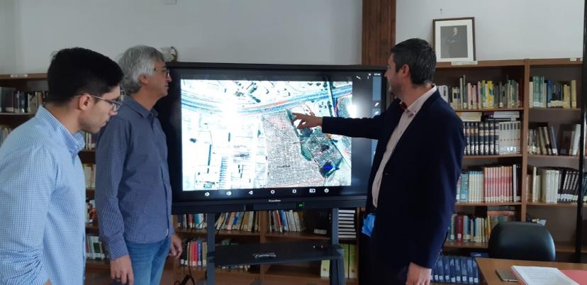 """IU demanda la creación de un acceso al Polígono Industrial """"El Colmenar"""" en Fuentes de Andalucía"""