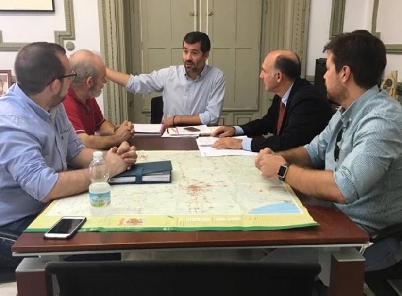 La Puebla de Cazalla: 3.000 firmas solicitando una nueva entrada al municipio desde la A-92
