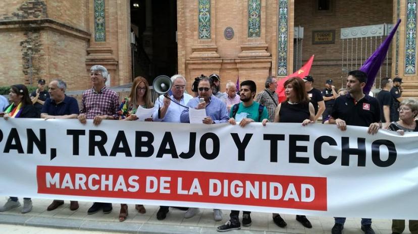 Nos movilizamos el 15M y ¡Todas y todos a Madrid el 27M!