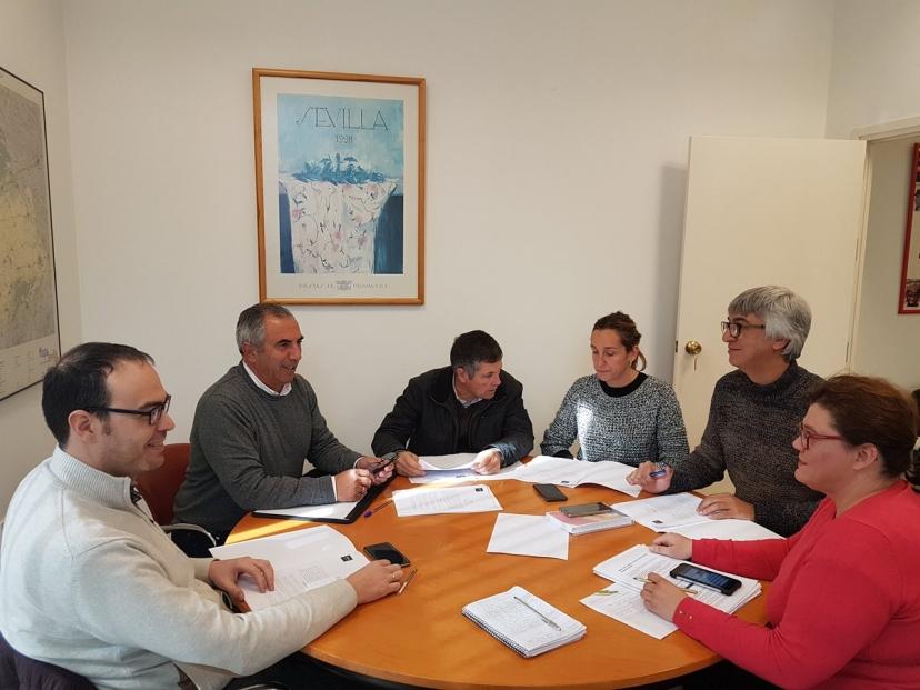 Moción del Grupo de Diputación sobre Saneamiento y Depuración de Aguas Residuales