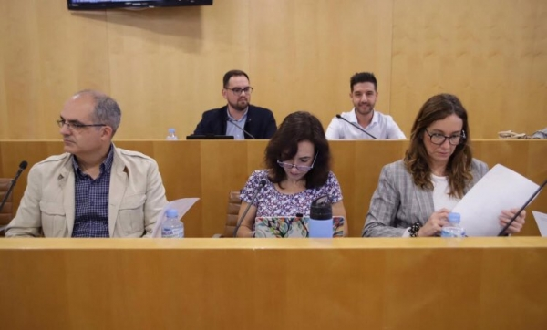 Pleno de Diputación: Proposición para que la Junta devuelva las competencias a las entidades locales en materia de Dependencia